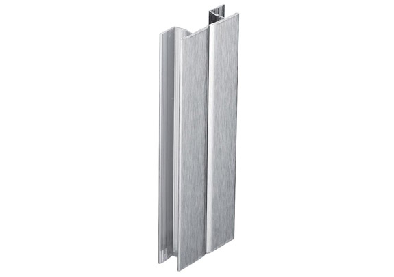 Aluminium Clading Skirting Connector