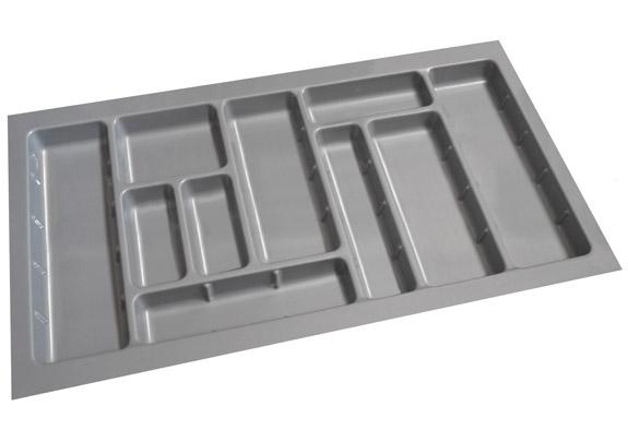 ABS Cutlery Tray 900mm High Gloss Grey