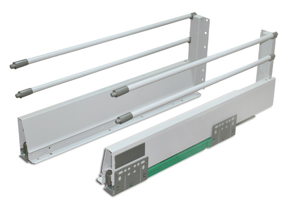 Drawer System Soft Close 8 inch