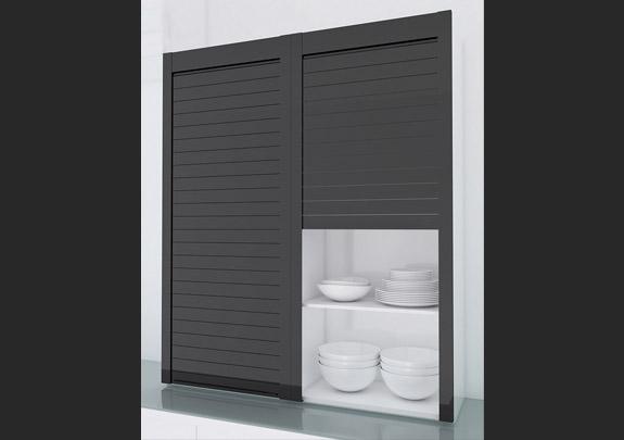 Kitchen Roller Shutter, Rolling Shutter Cabinet