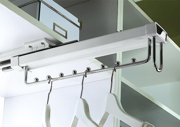 Hanging Rack Pull Out