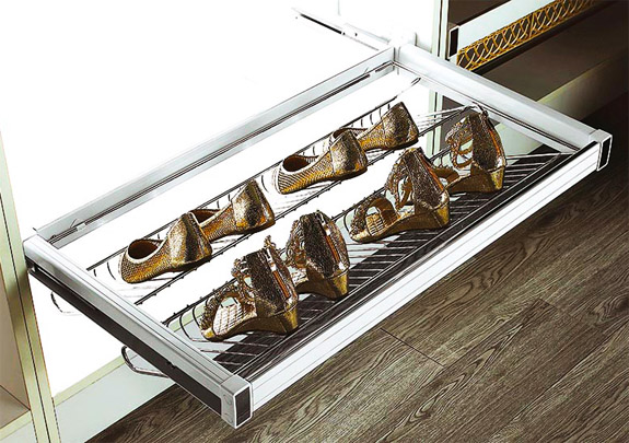 Shoe Pull Out Rack