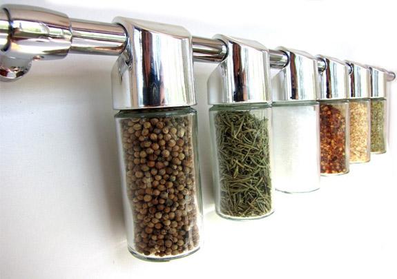 Spice Jar Bottles