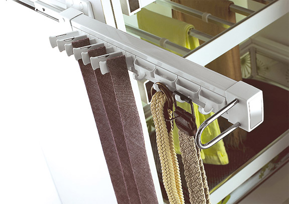 Tie Rack Pull Out