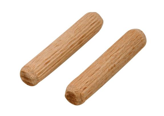 Wooden Dowel 8x40
